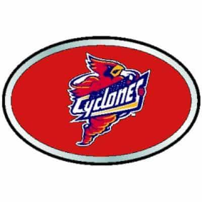 Iowa State Auto Emblem