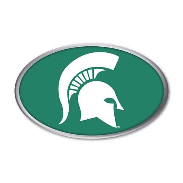 Michigan State Auto Emblem