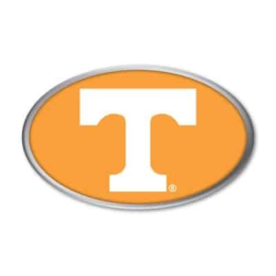 Tennessee Vols Color Auto Emblem