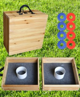 GoPong Washer Toss Complete Set