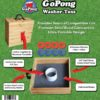 GoPong Washer Toss back Package