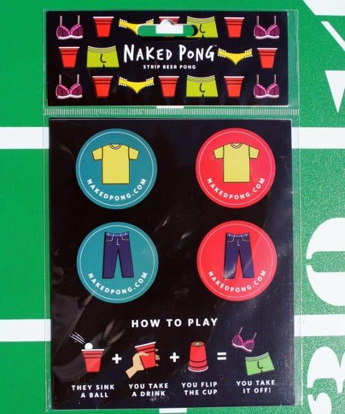 Naked Pong