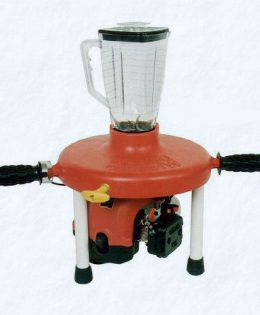 Gas Powered Blender for Tailgating - Daiquiri Whacker