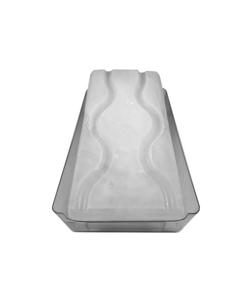 King Luge Booze Luge Ice Mold Front