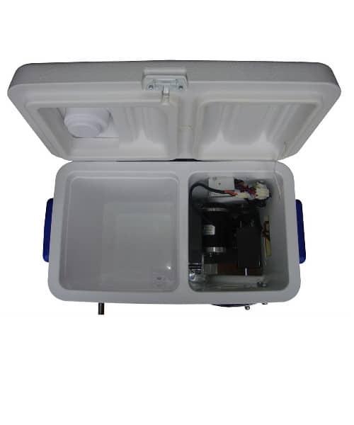 Cruzin Cooler Inside