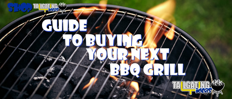 BBQ Grill Buyers Guide